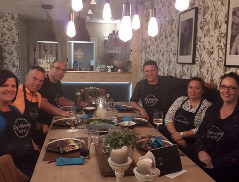 Culinair Centrum Sjefwaardig - Rijen